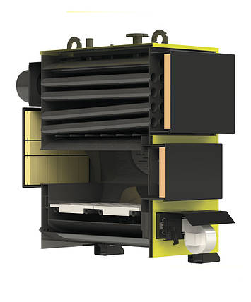 Твердотопливный котел Kronas Heat Master 200, фото 2