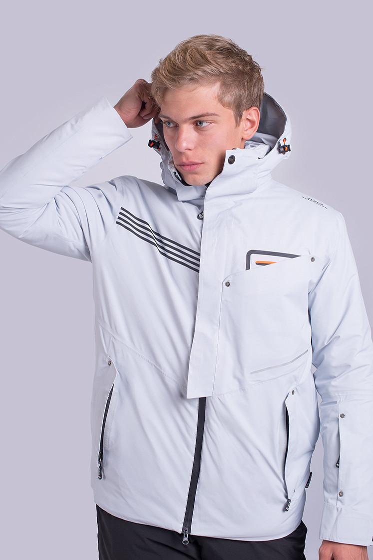 Куртка лыжная Avecs M Серая (8653/2 - m)