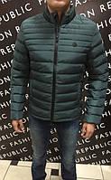 Куртка мужская батал демисезонная GS 085243618_2 черная
