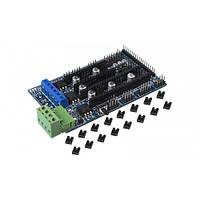 Плата расширение RAMPS 1.5 для Arduino Mega 2560 под 3D-принтер