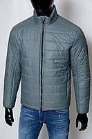 Куртка мужская демисезонная FR 1592_1 зеленая реплика