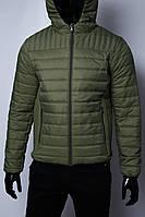 Куртка мужская демисезонная GS 1531 хаки