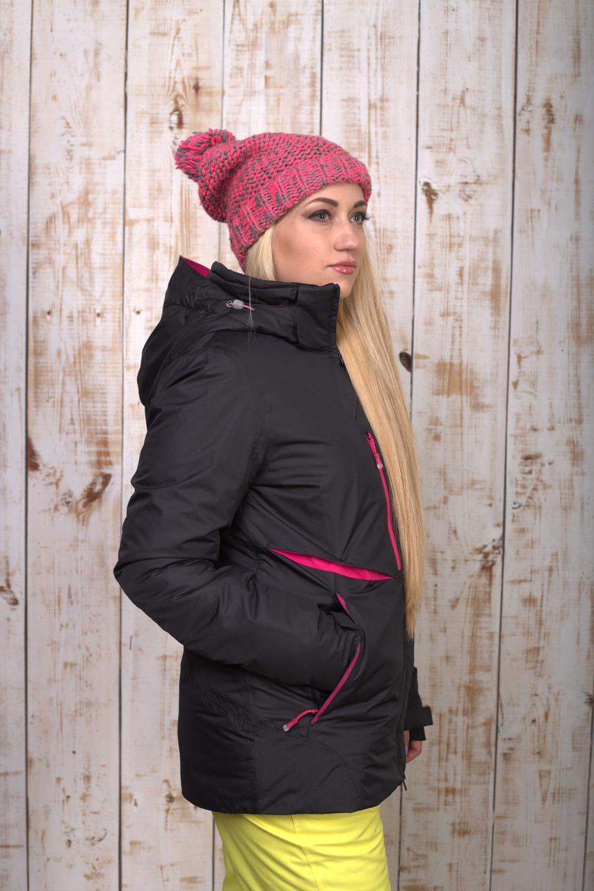 Куртка женская лыжная Avecs 42 Черная (5766485 - 42)