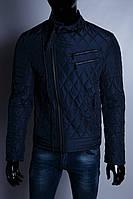 Куртка мужская демисезонная GS 509801_1 синяя