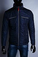 Куртка мужская демисезонная KW 173718 синяя
