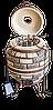 Тандыр бытовой Люкс-2 на 60 литров. Дизайн «Кирпич», фото 4