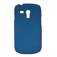 Чехол Drobak Shaggy Hard для Samsung Galaxy S III Mini NEO I8200 (Blue)