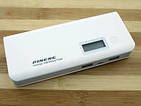 Внешний аккумулятор Power Bank Pineng 22000mAh PN-968, white