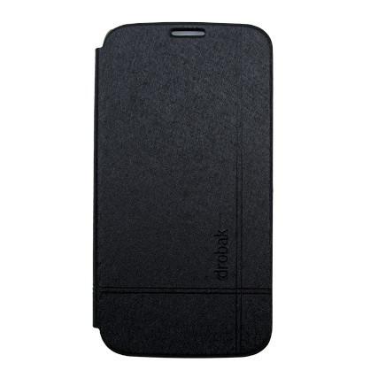Чехол-книжка Drobak Simple Style для Samsung Galaxy Mega 5.8 I9150 (Black) - A99.com.ua в Киеве