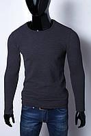Свитер мужской Figo 10105 серый