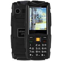 Телефон VKworld Stone V3 NEW Black (защита IP54)