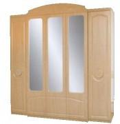 шкаф 5Д венеция світ меблів