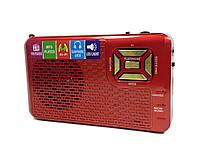 Радио Golon RX-992. FM, MP3 проигрыватель, LED фонарик  992 , red