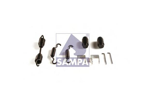 Ремонтный комплект  барабанной колодки 085.529 / AXL14