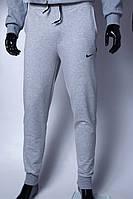 Спортивные штаны мужские Nike 9912 серые реплика