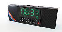 Радио с часами и будильником Wster SPS WS-1515BT Bluetooth/ AUX/ MP3/ USB/ TF