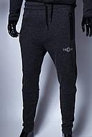 Спортивные штаны мужские трикотажные GS 233716 серые