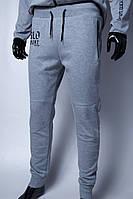 Спортивные штаны мужские трикотажные манжет GS 294742 серые