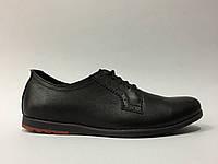 Туфли мужские FR 6367 черные