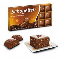 "Шоколад ""Schogetten Caramel (""Шогеттен Карамель""), 100г, Германия, фото 1"