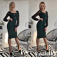 Женское стильное платье (мод. М86), фото 1