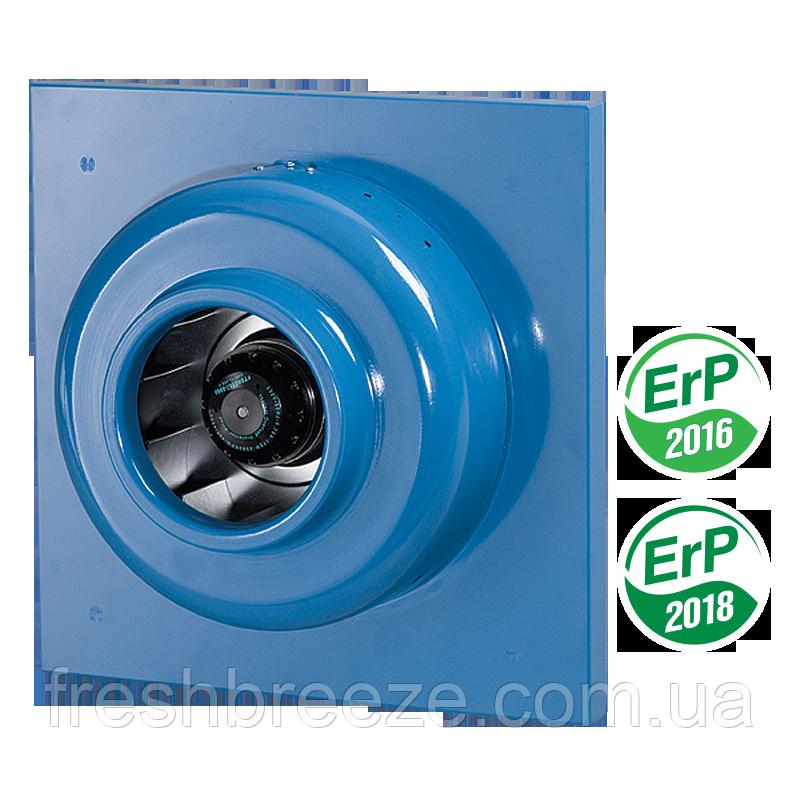 Канальный центробежный вытяжной вентилятор для монтажа на стену Вентс вц-вн 160