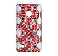 Накладка Drobak Ukrainian для Nokia Lumia 530 Dual Sim (Plastic 4)