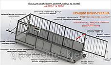 Весы для индивидуального взвешивания свиней 4BDU300Х, фото 3