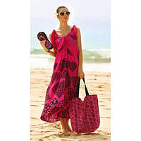 Пляжные туники сарафаны