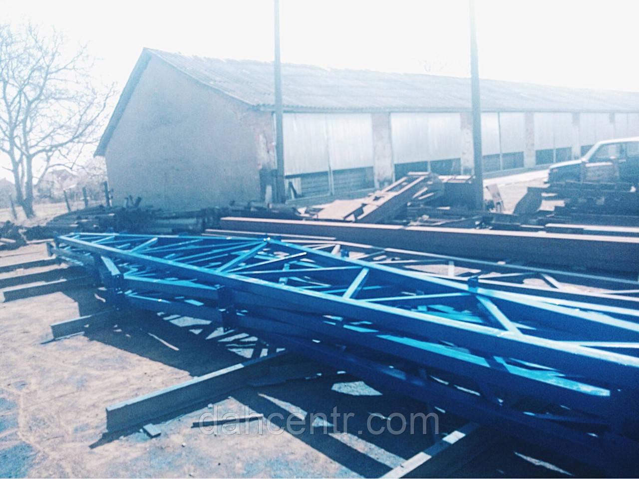 Ангар під виробництво - цех, фото 1