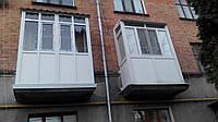 Балкон в Житомире