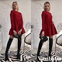 Женское стильное платье (мод. Б512), фото 1