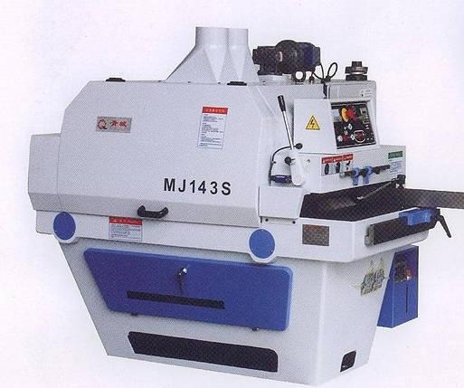 Многопильный станок MJ 143S QCM, фото 2