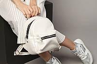 VM-Villomi Небольшой рюкзак белого цвета