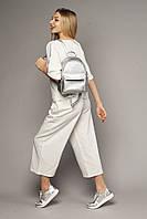 VM-Villomi Женский рюкзак цвета серебро