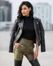 Куртки женские весна-осень 2019 с 42 по 52 размер