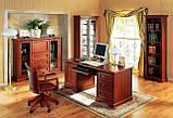 Стол письменный Росава СП-501 (БМФ) 1700х630х770мм, фото 2