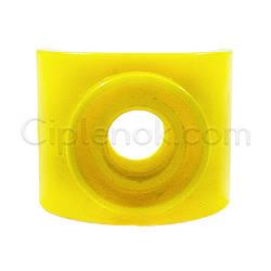 Накладка для ниппельной поилки на круглую трубу