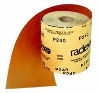 Абразивный материал RADEX в рулонах серии Gold
