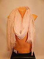 Палантин - шарф фирменный женский легкий BSB JEANS 006ш