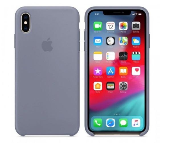 Панель чехол Silicone Case для Apple iPhone XS