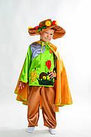 Детский карнавальный костюм Осенний месяц, рост 116-122