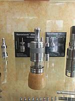 Обслуживаемый бак-атомайзер DID Genesis.Защита обеспечена высокой прочностью.