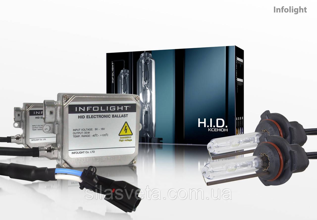 "Комплект ксенонового света ""INFOLIGHT"" (HB4)(5000K)(12V)(35W)(AC)"