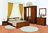 Шкаф для одежды и белья Росава Ш-1476 (БМФ) 1520х580х870мм, фото 3