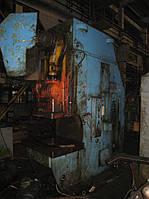 Пресс кривошипный ERFURT PEE 250/400(I), усилием 250т., фото 1