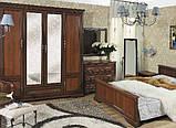 Шкаф для одежды и белья Росава Ш-1476 (БМФ) 1520х580х870мм, фото 2