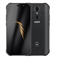 """Защищенный противоударный неубиваемый смартфон AGM A9 - IP68, 5,99"""" IPS, JBL-звук, 4/32G, NFC,5400 mAh"""