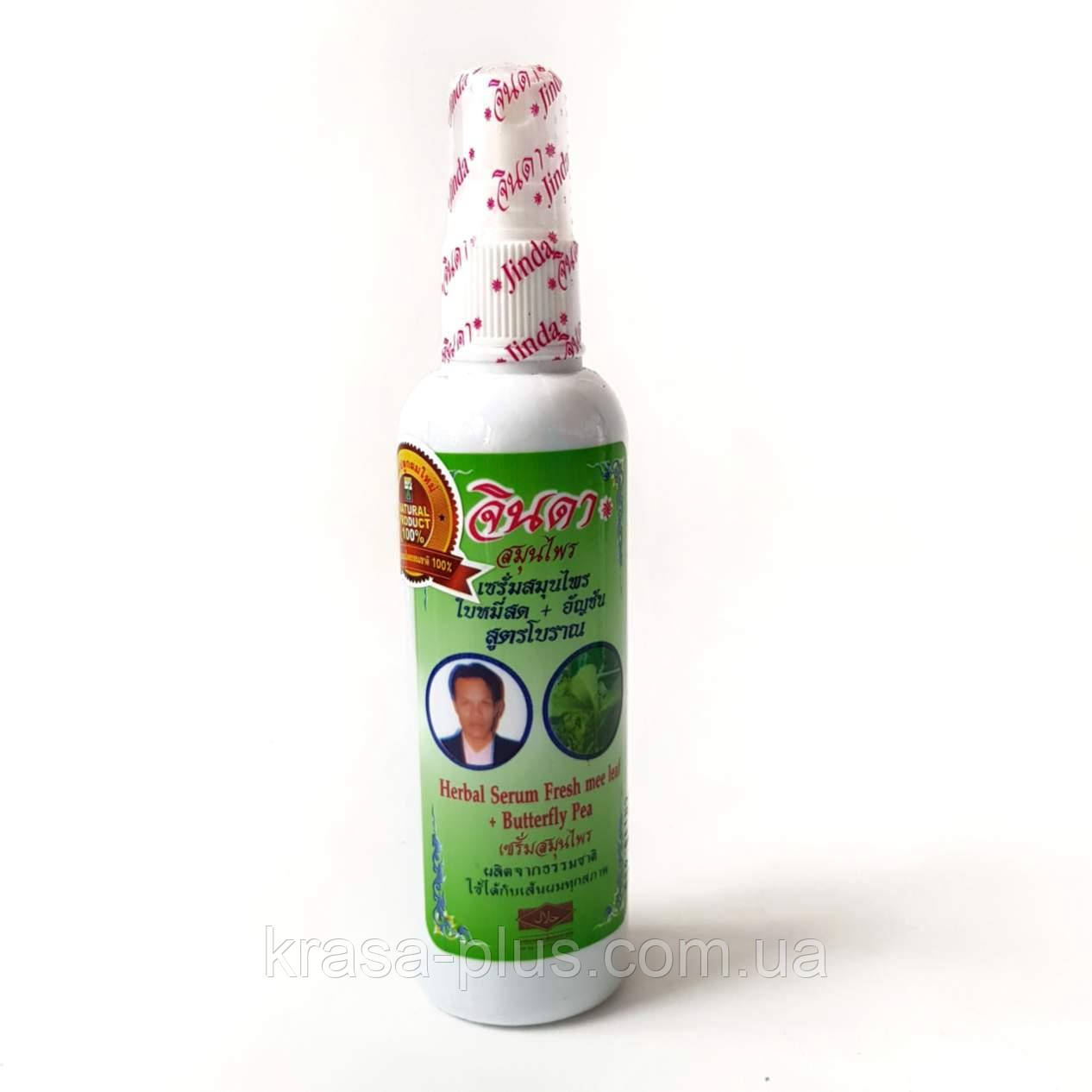Спрей лосьон Джинда Jinda против выпадения волос