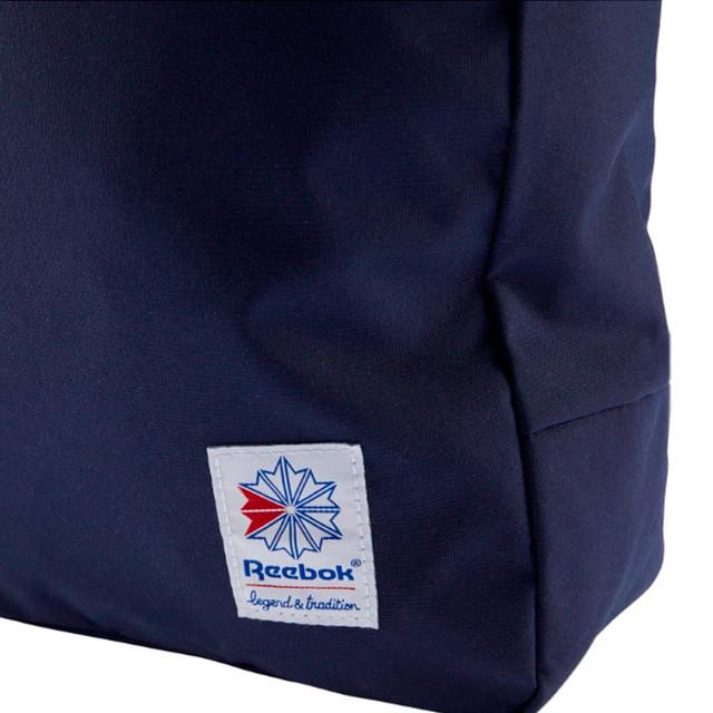 Женская сумка Reebok Classic Zippered Tote | синяя